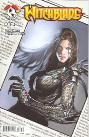 Witchblade #122 (2008) Top Cow comic book
